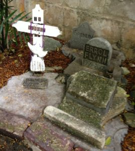 Hemingway graveyard