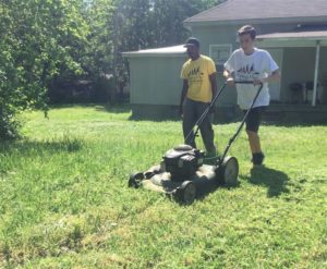 Mowing Lawns 2