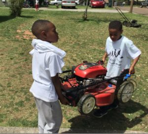 Mowing Lawns 3