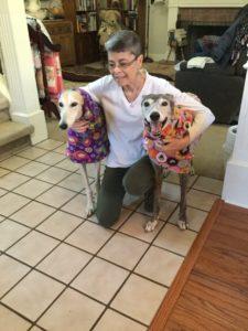 TWW Ricki & pups
